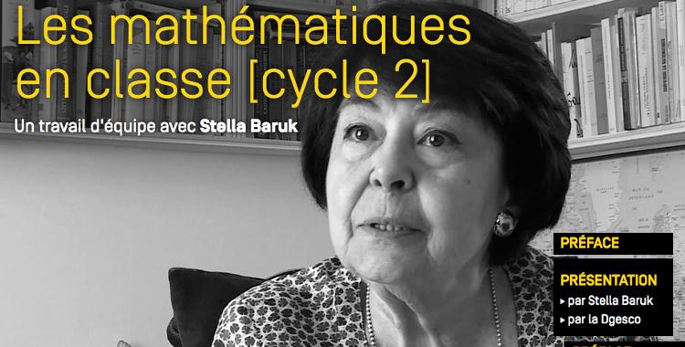 Idée – «Parler» les nombres avec Stella Baruk