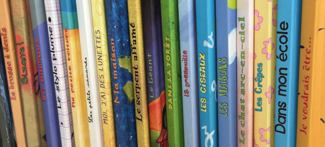 Livres – La collection «histoire de mots» de PEMF